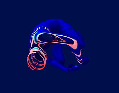 Inside out 3Dscan