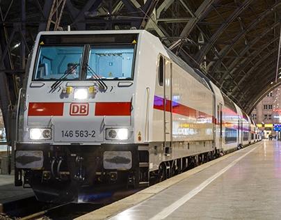 Der InterCity 2 der Deutschen Bahn