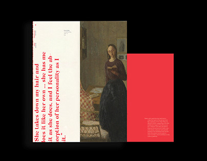 Gwen John - Exhibition Book