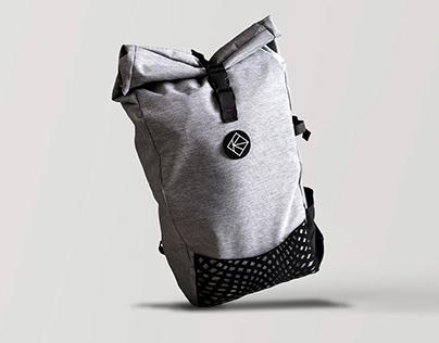 Kona Backpacks - Branding Project