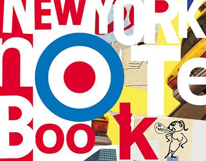 new york notebook- chronicle books