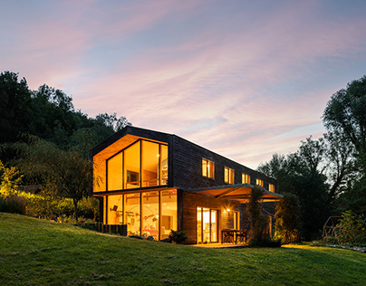 Passiv Haus by Quinze Archi