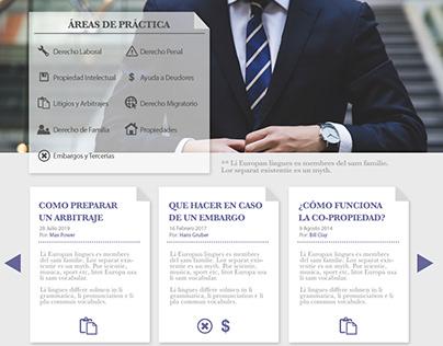 Nuñez & Asociados [Website]