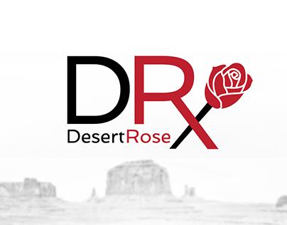 Desert Rose | Logo