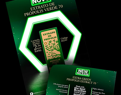 Product   Extrato de Própolis Verde 70