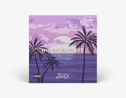 Single Cover - Hyperventilate // Zooly