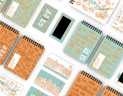 Danube collection |Paper product design