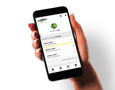 Jumbo Jumbo | Site web et app