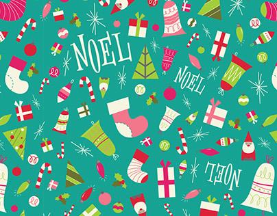 Pattern: Vintage Christmas