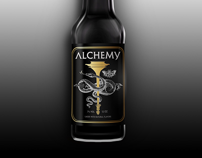 Alchemy Beer Concept