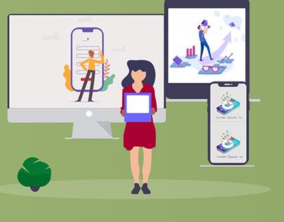Dailyweekdayupdate Website design wireframe