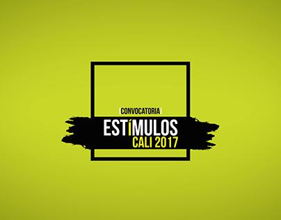Estímulos Cali 2017