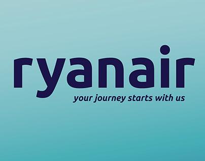 Ryanair — Rebranding