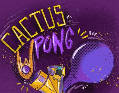 Cactus pong