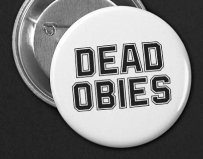 Dead Obies — Identité visuelle