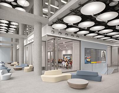 Technology Hub, New York