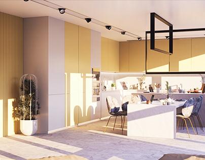 Virtual Apartment UE4