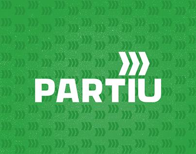 Partiu // Branding