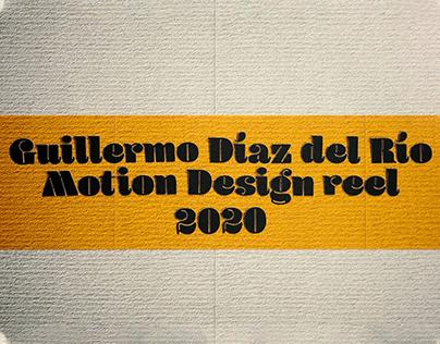 Motion Reel 2020