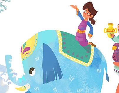 Aladdin and the Wonderfull Lamp