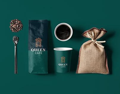 Queen Cafe - Branding