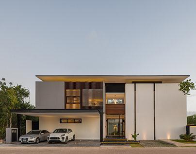 Fotos de Arquitectura de Casa Parque para TAFF Arq.