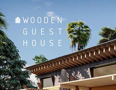 WOODEN GUEST HOUSE - CA - USA