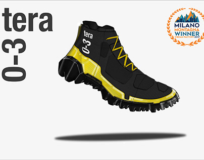 [2017] Tera 2: A general sports shoe for South Africa