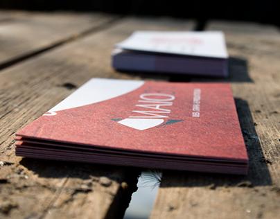 MAIO31 – Flyer & Business card