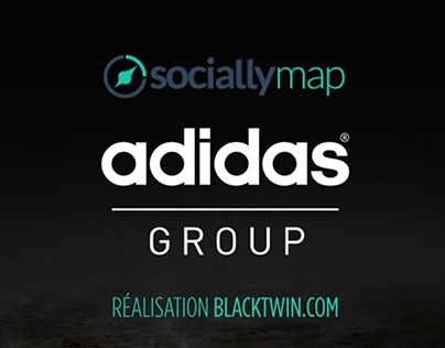 Social Mappy , GROUP ADIDAS