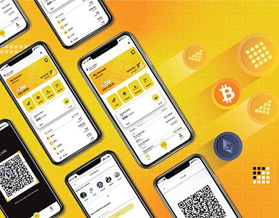 Benkiko app design