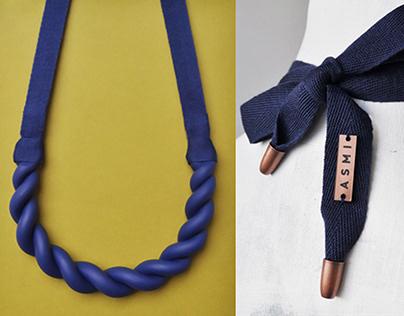 ASMI necklace