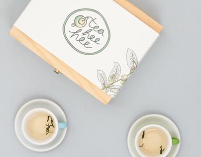Tea Hee Hee Packaging