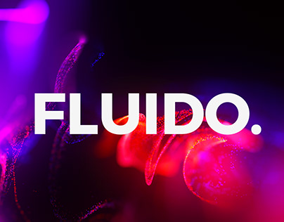 Fluido - High Quality 4K Particles Titles
