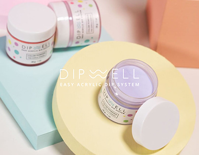 Logo & packaging design for DIPWELL