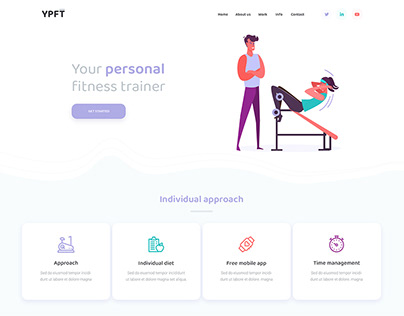 YPFT - Your personal fitness trainer