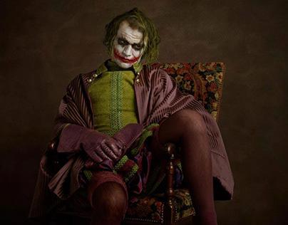 Cosplay Photography Joker