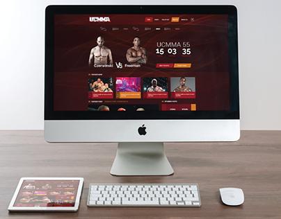 UCMMA - Web Design Concept