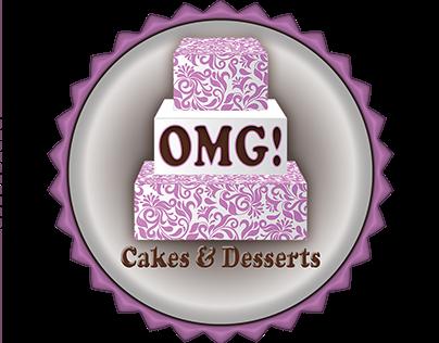 OMG! Cakes & Desserts
