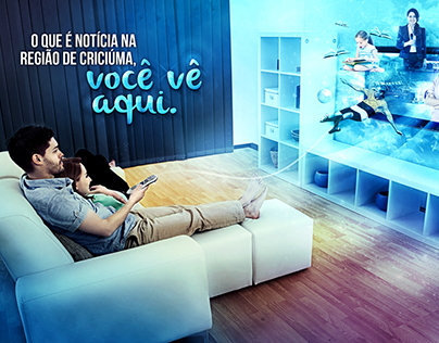 TV nos Bairros - Campanha TV Litoral Sul