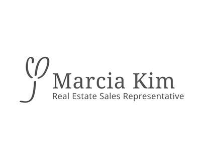 Marcia Kim | Logo design