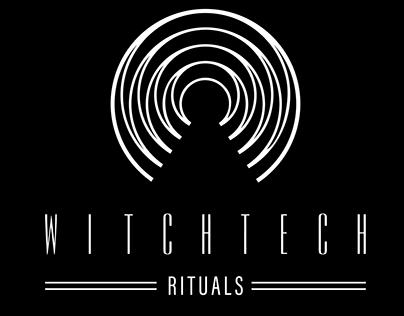 WitchTech : Logo Design