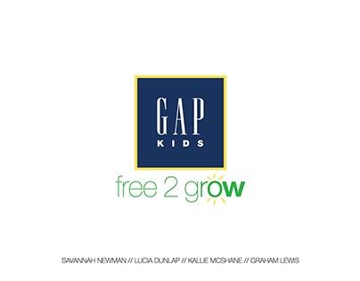 GAP Free to Grow