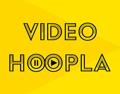 Video Hoopla Service Logo