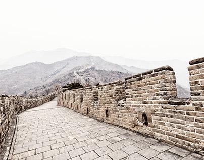 La grande muraille - 长城