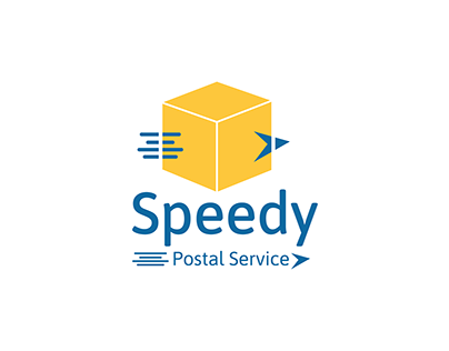Postal Logo - Speedy