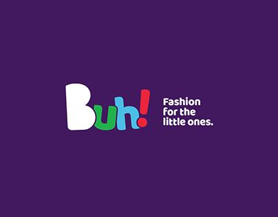 BRANDING • Buh! Baby & Kids Clothing