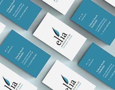 Elia | Corporate Identity
