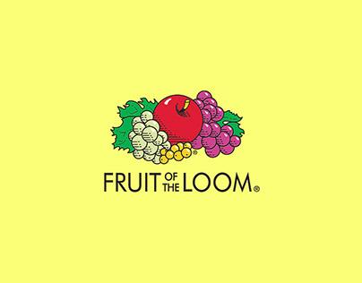 Fruit of the Loom - Print Ads & POS Design