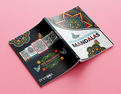 Stressless Coloring: MANDALAS